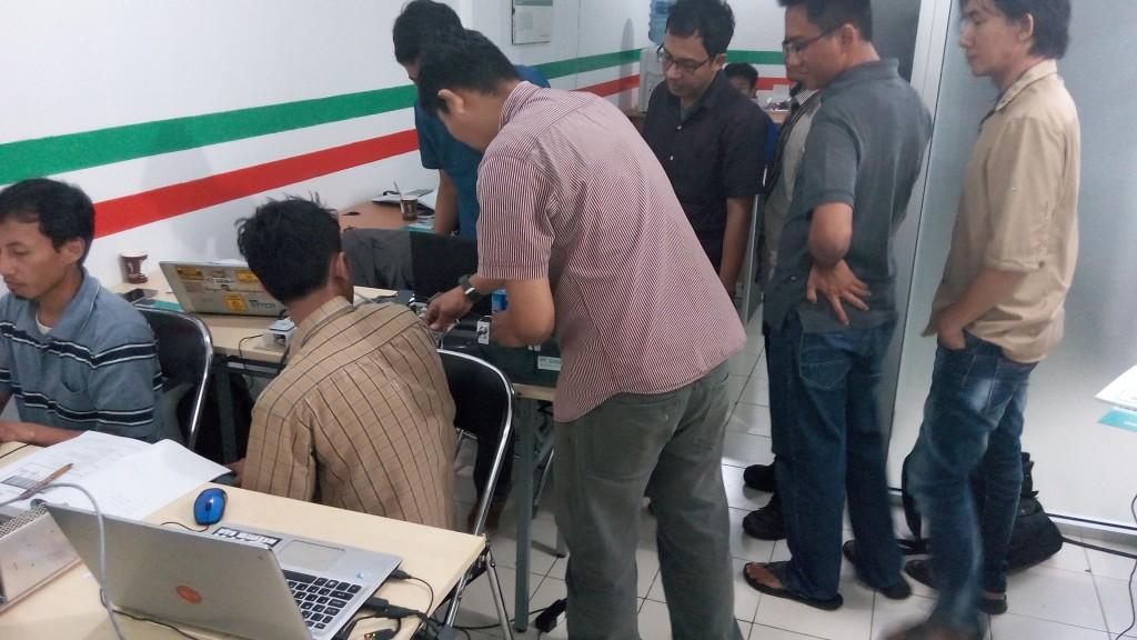 Training PLC SIEMENS