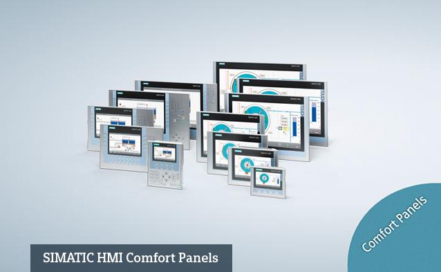 SIMATIC HMI Comfort Panels