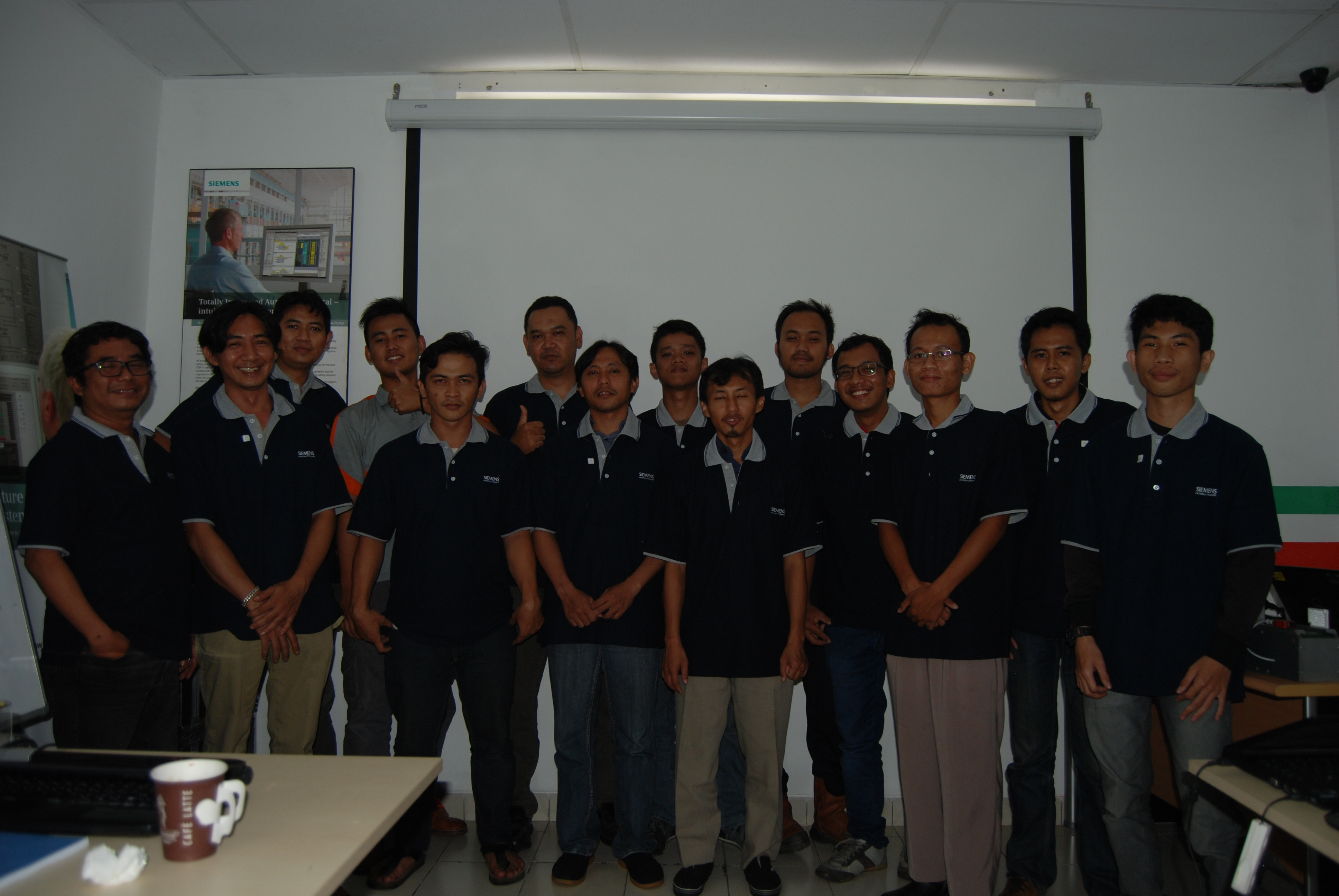Training PLC SIEMENS #1