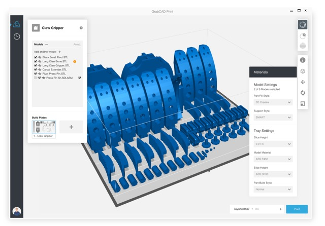 New 3D Printing Plant, Software and Education