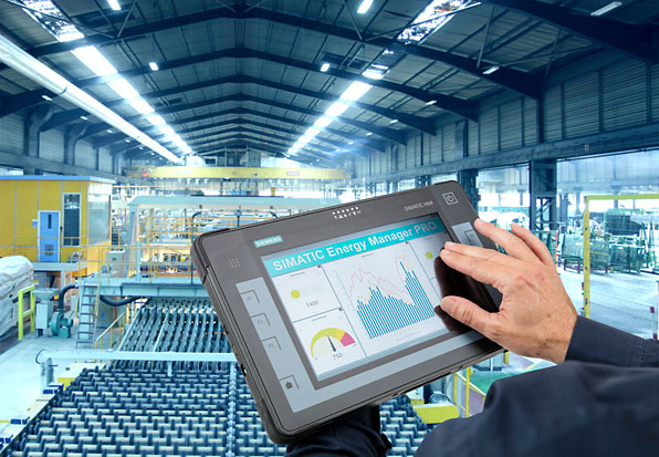Siemens Introduces The Simatic Itp1000 Industrial Tablet