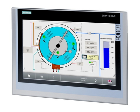 Outdoor HMI