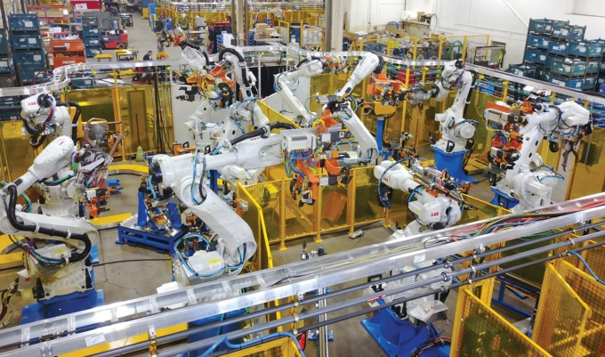 Technical knowhow: West Michigan evolves as hub for automation