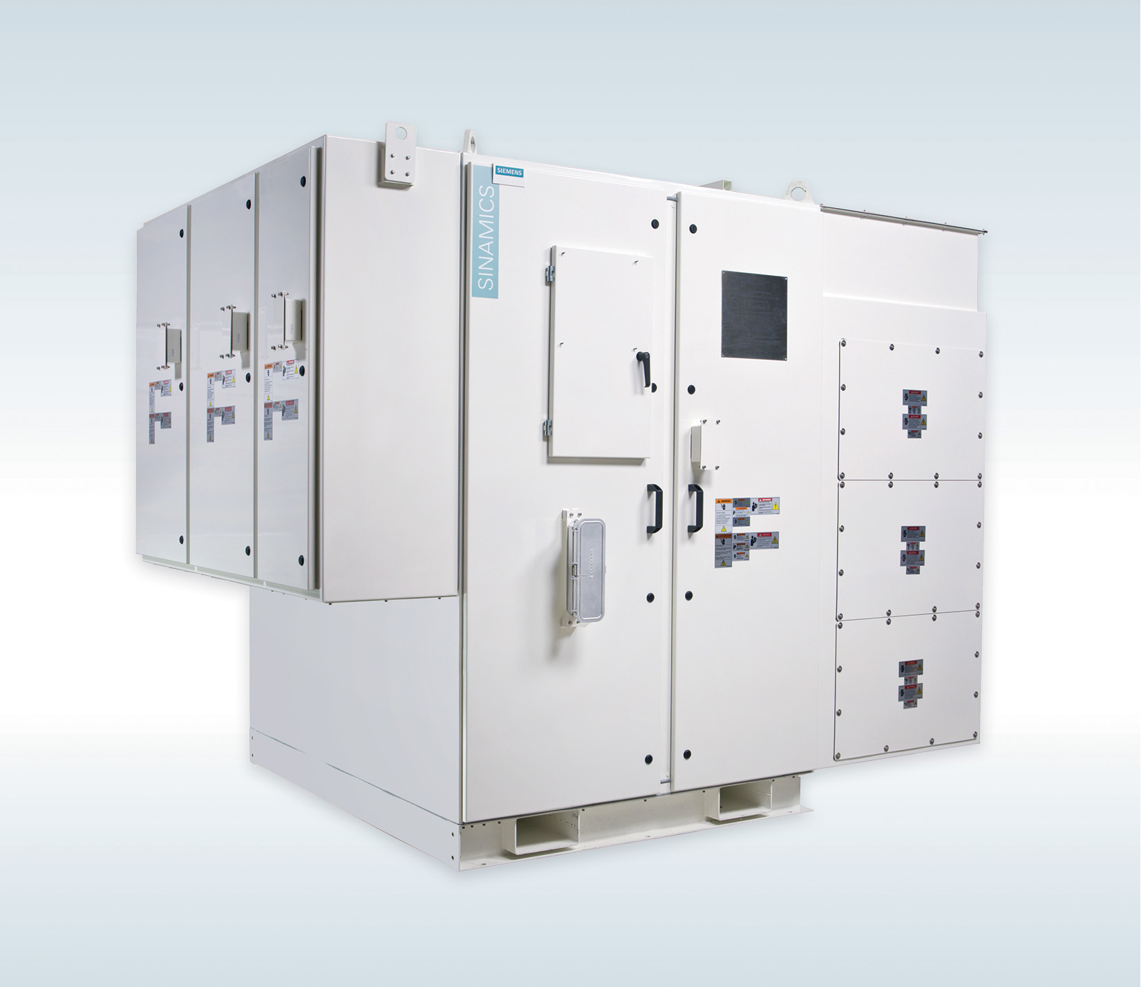 Outdoor-Duty Variable-Frequency Drive