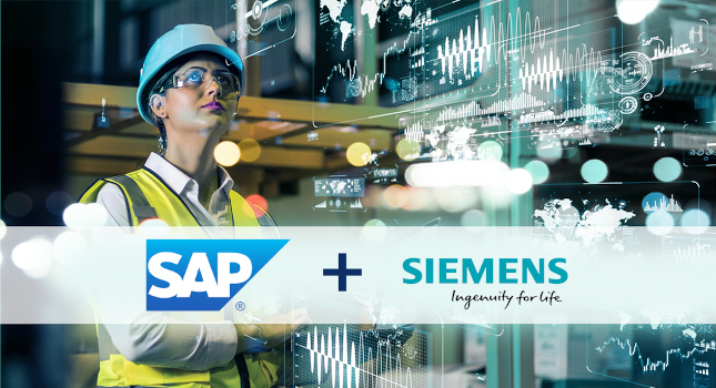 SIEMENS dan SAP bekerja sama untuk integrasi aplikasi